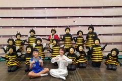 JUgendgarde-Bienen-Ofr-Meisterschaft-2020